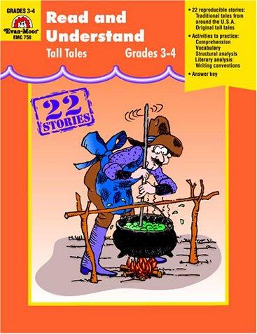 PDF] Read and Understand Tall Tales, Grades 3-4 | Free eBooks