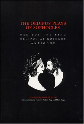 the oedipus plays of sophocles summary