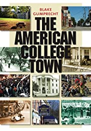 The American college town de Blake Gumprecht