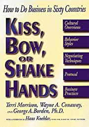 Kiss, Bow, or Shake Hands: How to Do…