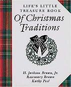 Life's Little Treasure Book of Christmas…
