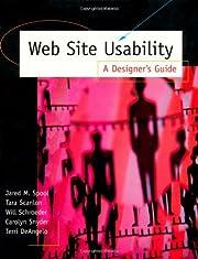 Web site usability : a designer's guide af…