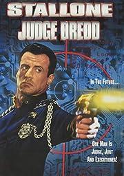 Judge Dredd (DVD) – tekijä: Sylvester…