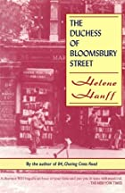 The Duchess of Bloomsbury Street by Helene…