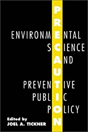 Precaution, Environmental Science, and…