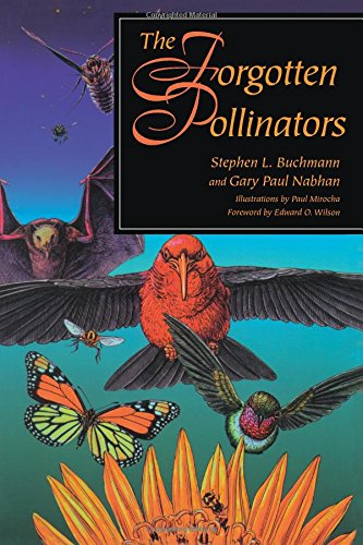 The Forgotten Pollinators, Buchmann, Stephen L.; Nabhan, Gary  Paul