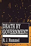 Amazon.com: Death by Government: R. J. Rummel: Books cover