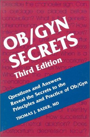 Secrets pdf gyn ob