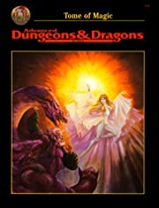 Advanced Dungeons & Dragons: Tome of Magic,…