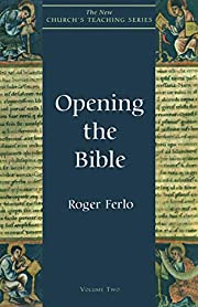 Opening the Bible (New Church's Teaching…
