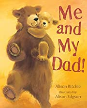 Me and my dad! por Alison Ritchie