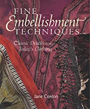 Fine Embellishment Techniques: Classic…
