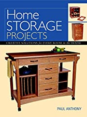 Home Storage Projects: Creative Solutions…