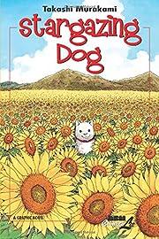 Stargazing Dog de Takashi Murakami