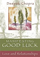 Manifesting Good Luck Cards - Love and…