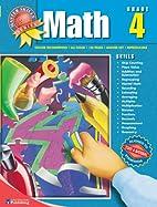 Master Skills Math, Grade 4 (Master Skills…