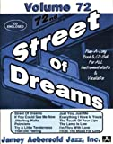Street of dreams : play-a-long book & CD set for all instrumentalists & vocalists / [edited] by Jamey Aebersold