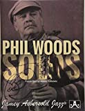 Phil Woods solos / transcribed by Adam Turman