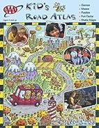 AAA Road Atlas Kid's by AAA