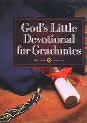 God's Little Devotional Book for Graduates…