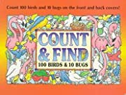 100 Birds & 10 Bugs (Count & Find) –…