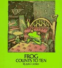 Frog Counts To Ten, Trd/Pb by John J.…