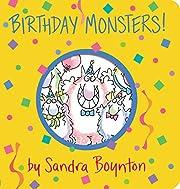 Birthday Monsters! (Boynton on Board) –…