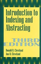 Introduction to Indexing and Abstracting by…
