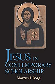 Jesus in contemporary scholarship af Marcus…