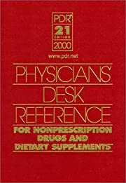 PDR Physicians' Desk Reference for…