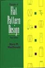 Principles of Flat Pattern Design de Nora A.…