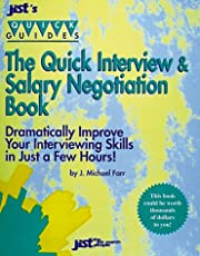 The Quick Interview and Salary Negotiation…