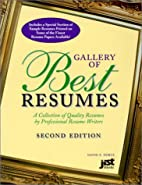 Gallery of Best Resumes, Second Edition by…