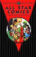All Star Comics Archives, Volume 4 by…