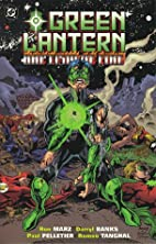 Green Lantern: Baptism of Fire by Ron Marz