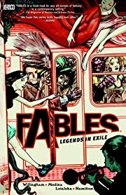 Fables: Legends in Exile - Vol 01 (Fables)…