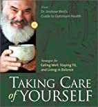 Taking Care of Yourself: Strategies for…