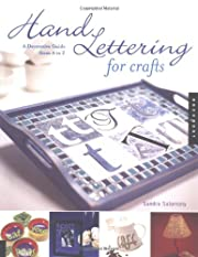 Hand lettering for crafts : a decorative…