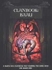 Clanbook: Baali by Sven Skoog