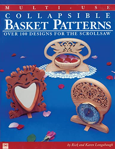 PDF] Multi-Use Collapsible Basket Patterns: Over 100 Designs for the