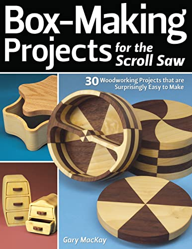 PDF] Box-Making Projects for the Scroll Saw: 30 Woodworking Projects