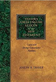 Thayer's Grk-Eng Lex: Coded with…