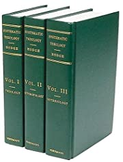 Systematic Theology - (3-Volume Set) by…