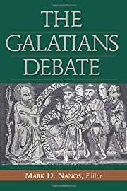 The Galatians debate : contemporary issues…
