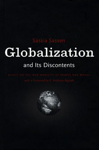 Globalization and Its Discontents, Sassen, Saskia