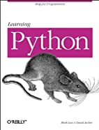 Learning Python (Help for Programmers) by…