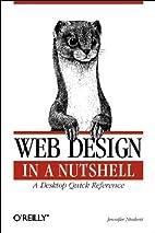 Web Design in a Nutshell by Jennifer…