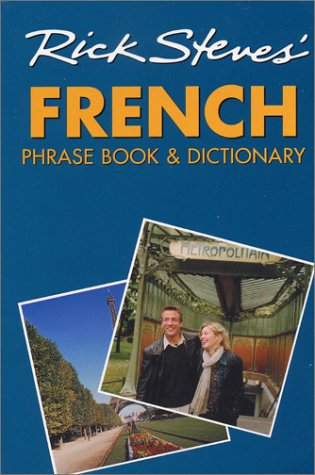 Image for Rick Steves' French Phrase Book and Dictionary