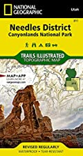 Trails Illustrated Map: Needles District by…