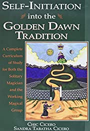 Self-Initiation Into The Golden Dawn…